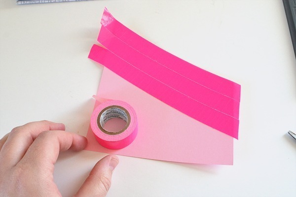 Duck Tape Pocket Notebook Tutorial