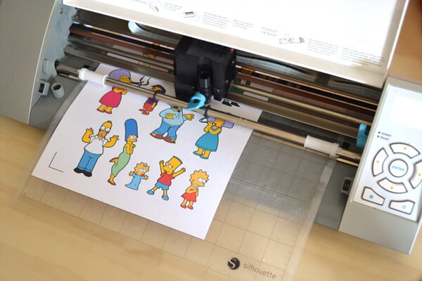 Print And Cut From Silhouette Studio And Make Amazing Stickers At Home - Where to print stickers
