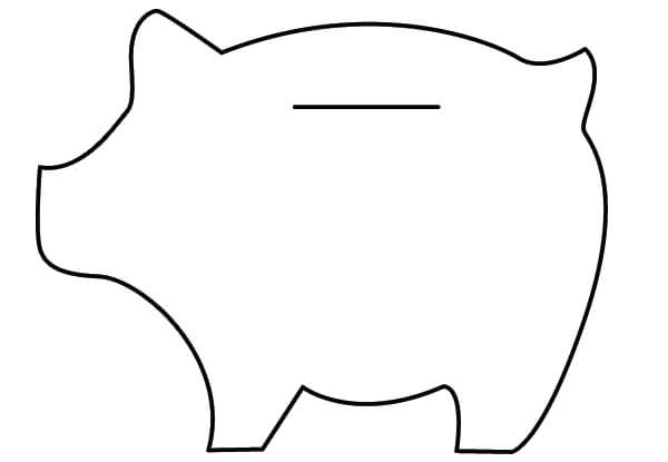 Get the free pattern to make a whole mess of felt piggy banks. Easy ...