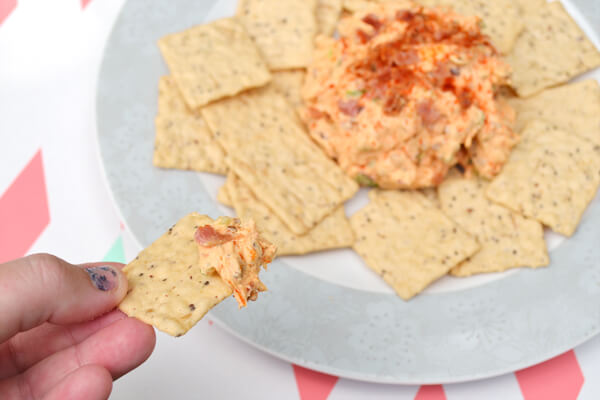 Texas Cream Cheese Dip Recipe