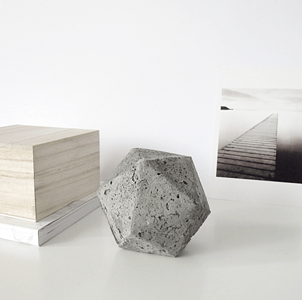 concrete-geo-ball-paperweight