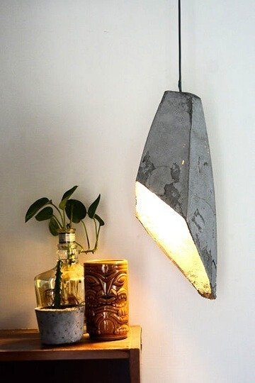 concrete-hanging-pendant-light