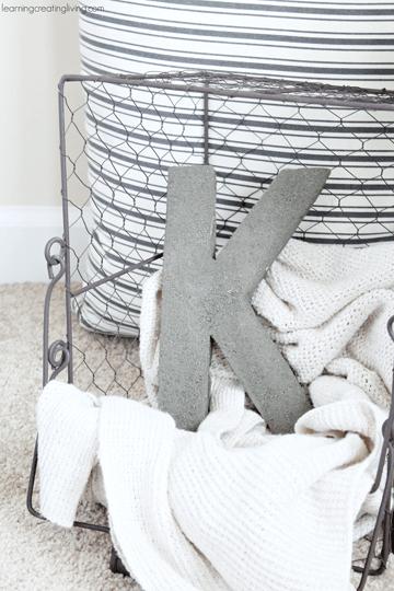 concrete-letters