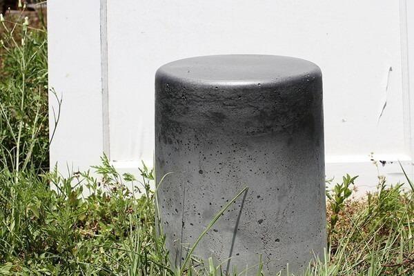 concrete-stool
