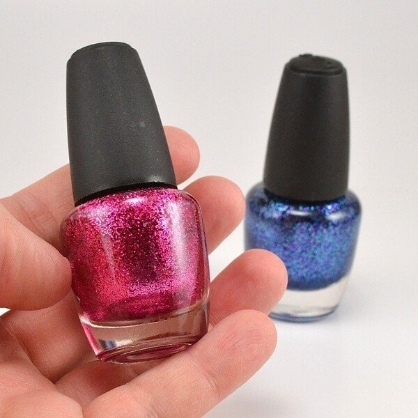 DIY Glitter Nail Polish - Dream a Little Bigger