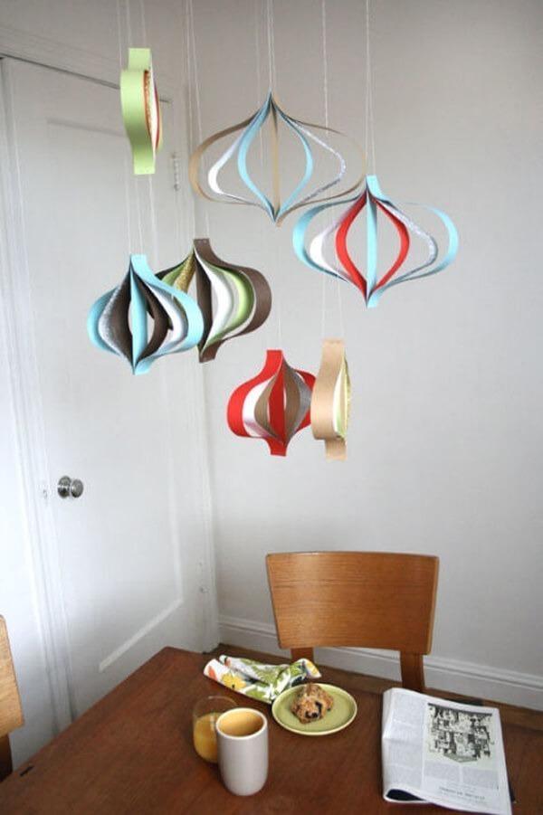 Как сделать украшения для квартиры