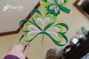 Paper Strip Crafts Roundup | Midsommarflicka for dreamalittlebigger.com
