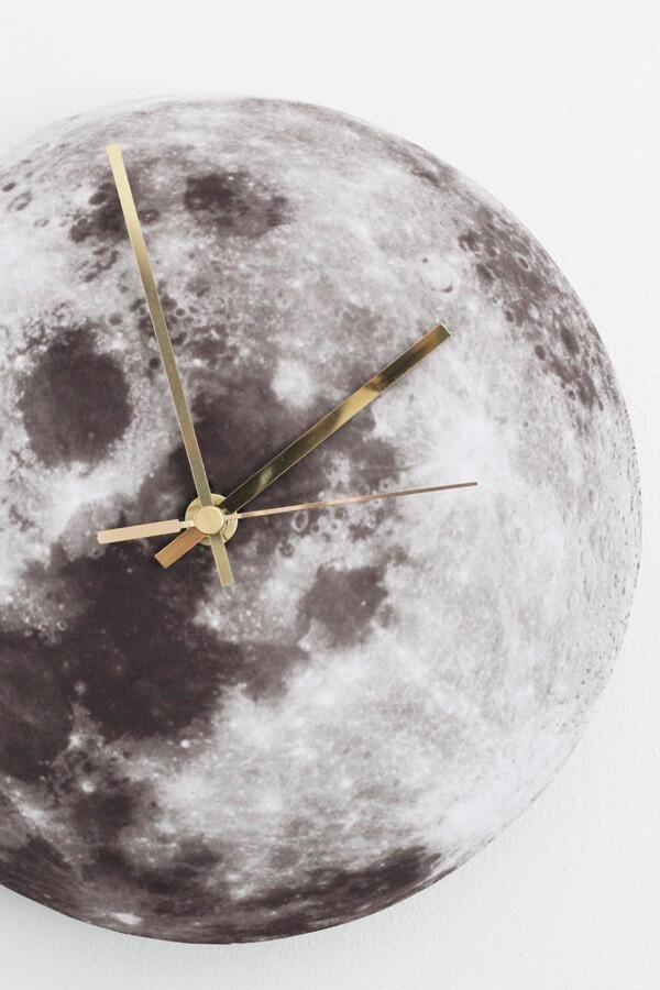 Most Fun DIY Clocks Roundup   Midsommarflicka for Dream A Little Bigger