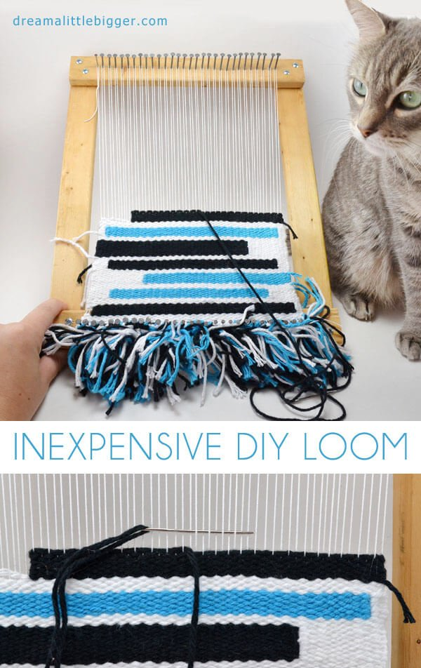 Inexpensive DIY Loom