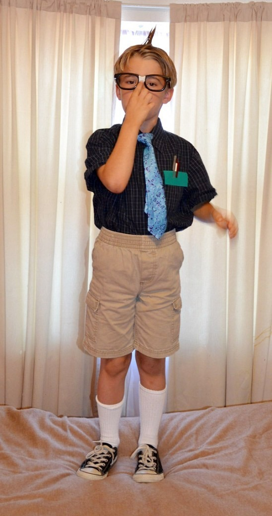 Nerd Halloween costumes are awesome and cheap!