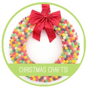 Christmas Crafts at Dream a Little Bigger!
