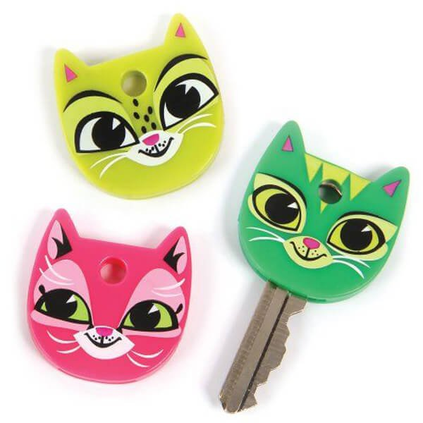 Kitty Keycaps - Amazon.com, $5.95