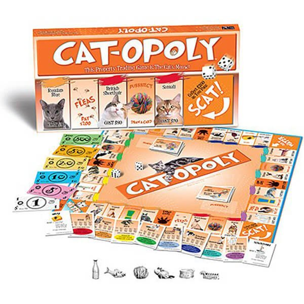 Cat-opoly - Amazon.com, $23.50 + shipping