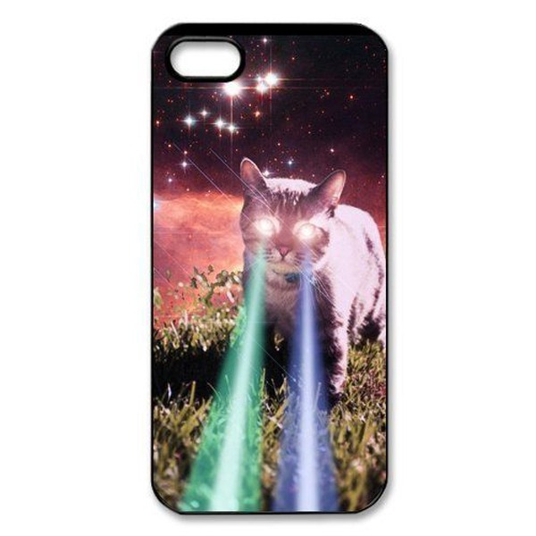 Cat Mega Space Phone Case - Amazon.com, $4.83
