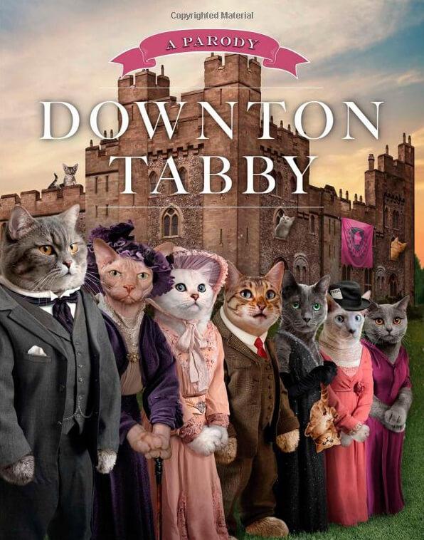 Downton Tabby (book) - Amazon.com, $6.33