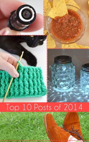 Check out the top 10 posts at Dream a Little Bigger for 2014