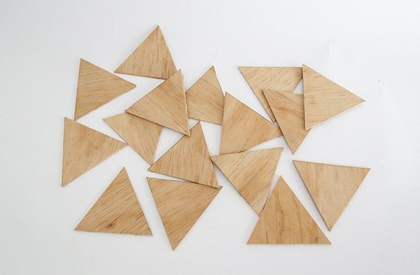 diy plywood geometric planter 2