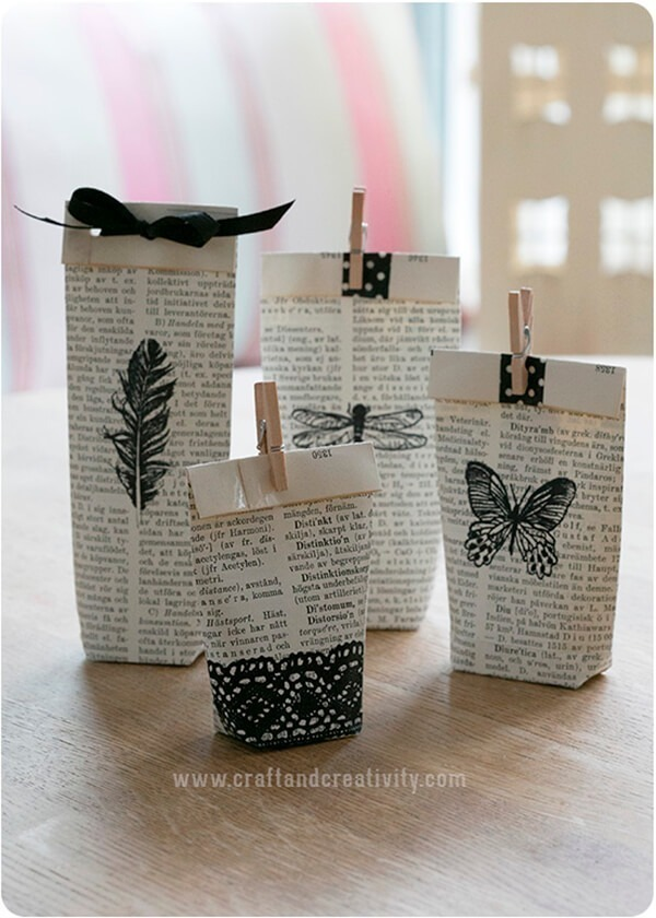 10Book Page Crafts Roundup at Dream A Little Bigger