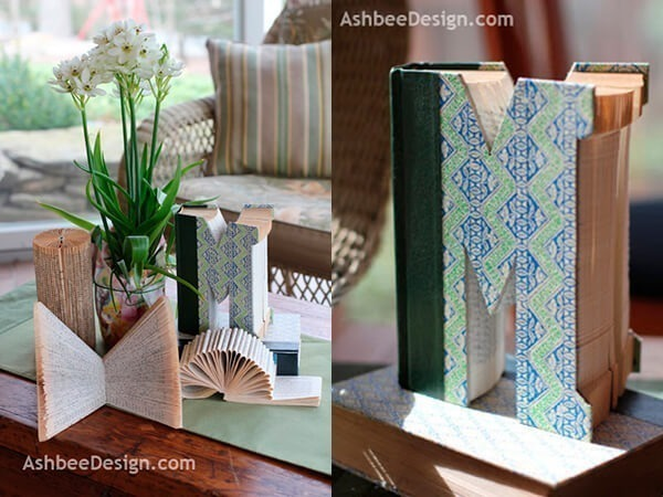 4Book Page Crafts Roundup at Dream A Little Bigger