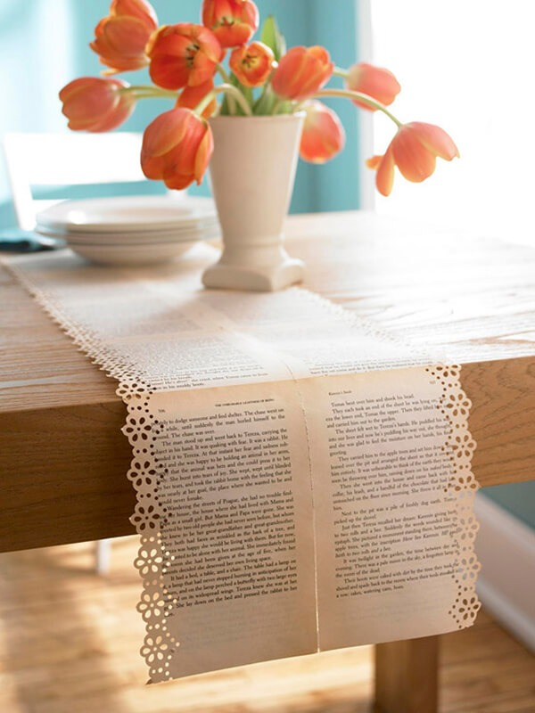 5Book Page Crafts Roundup at Dream A Little Bigger
