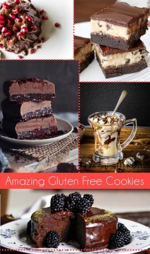 Amazing chocolate recipes. Mostly gluten free!