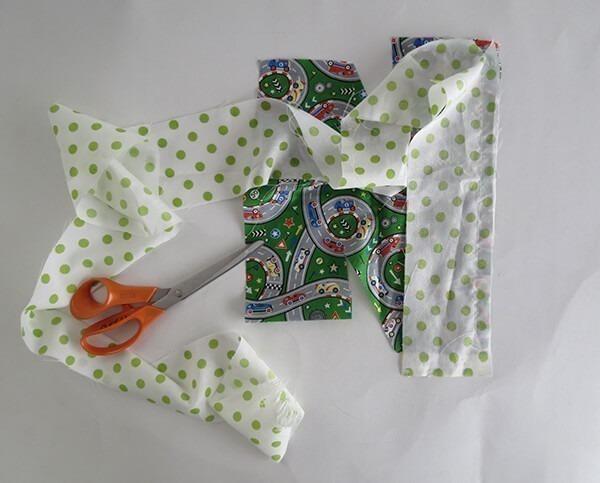 letter cushion tutorial 5