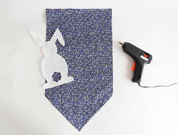 diy easter no sew banner 7