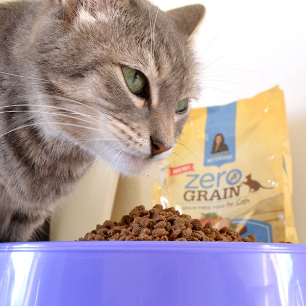 Kitty Tested Nutrish Zero Grain Cat Food