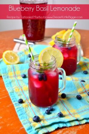 Tattooed Martha - Blueberry Basil Lemonade (11)