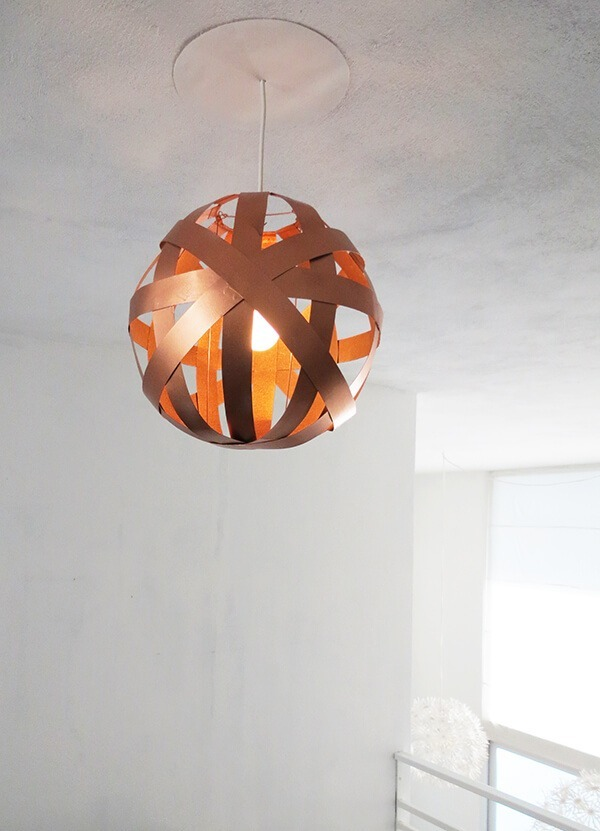 easy diy orb lampshade ohohblog 14