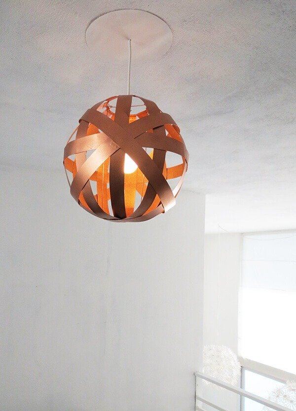 easy diy orb lampshade ohohblog 14