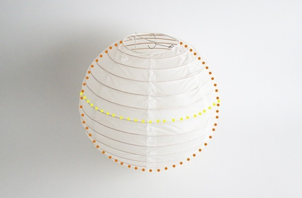 easy diy orb lampshade ohohblog 2