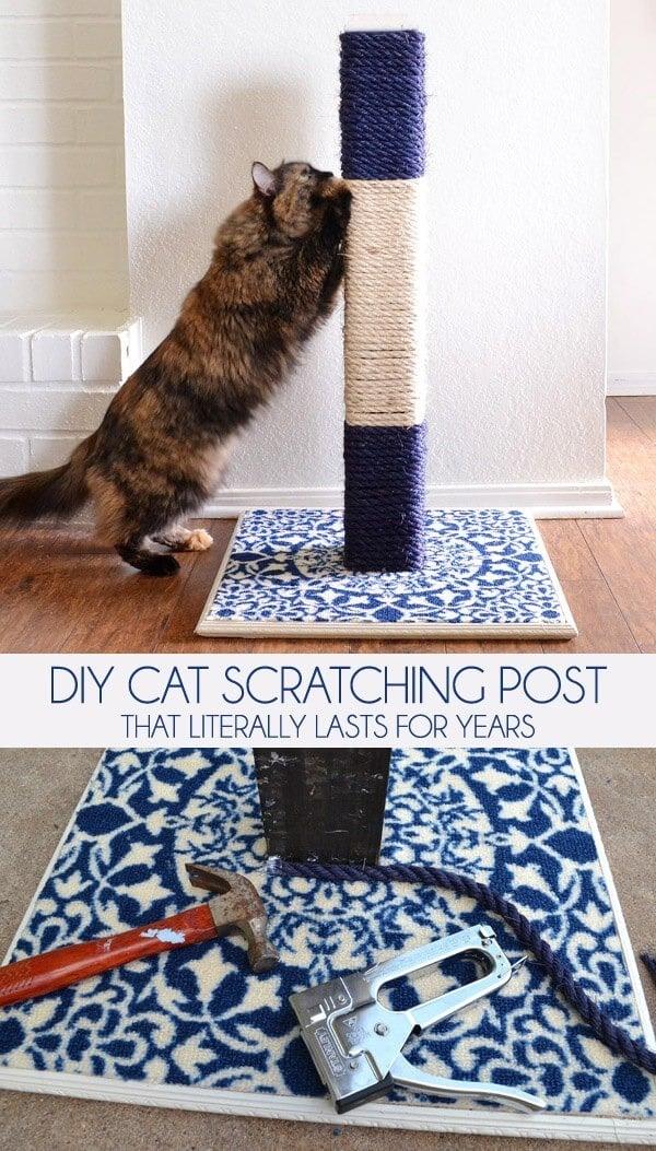 Cat Scratching Post Ideas