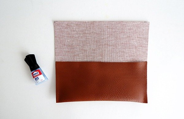 diy leather sunglasses case ohohblog 3