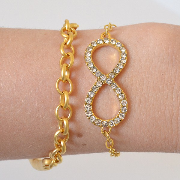 Make your own matching jewelry for a gorgeous arm stack at a fraction of the cost PLUS in the colors you want!