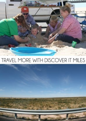 Travel More with Discover It Miles