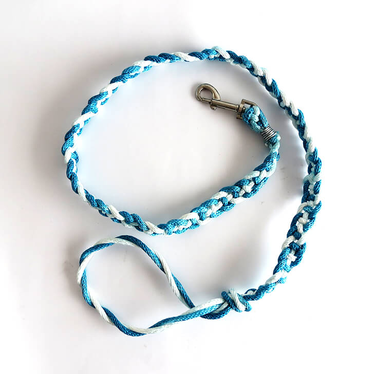 how to make a braided dog leash ohohblog 10