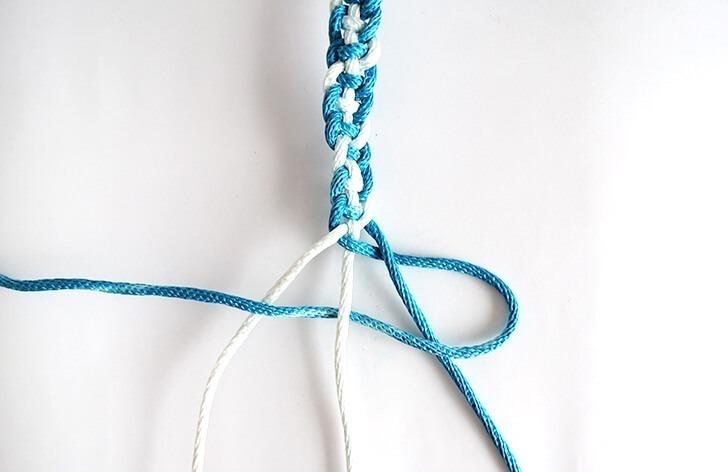 how to make a braided dog leash ohohblog 6