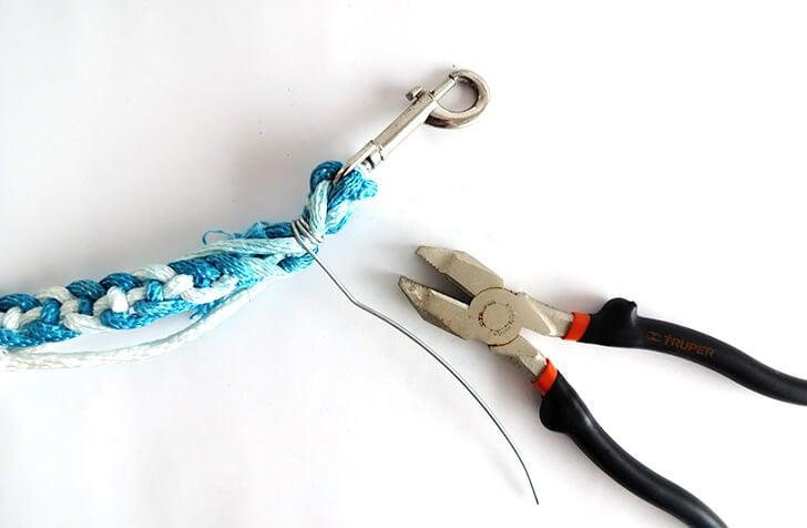 how to make a braided dog leash ohohblog 8