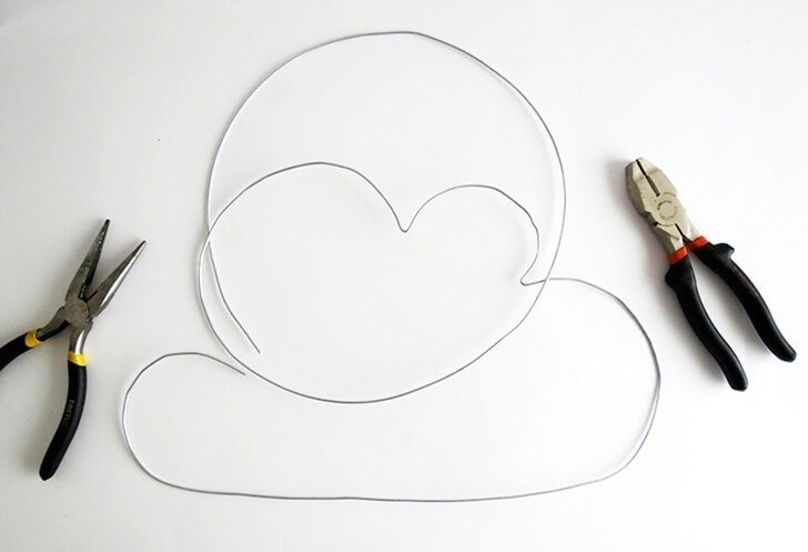 diy rainbow cloud wall decoration ohohblog 3