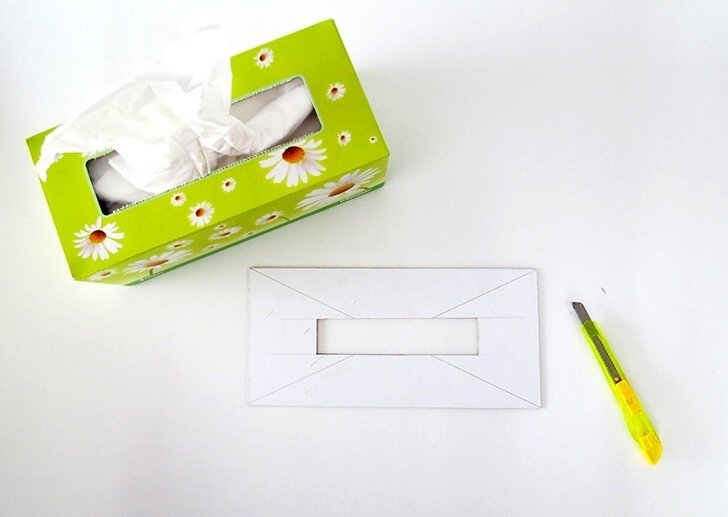 diy tissue box cat cover ohohblog 2
