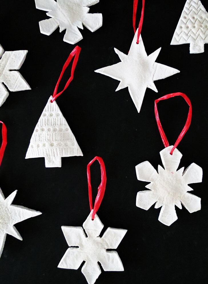 salt dough christmas ornament 8