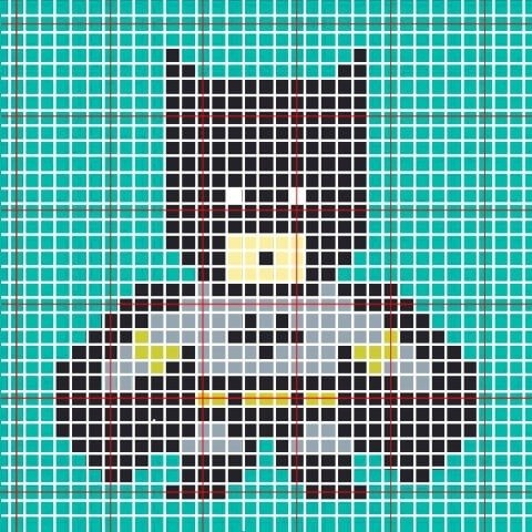 These Perler bead superheroes make amazing Christmas ornaments! The kids will want to get involved too! Batman!