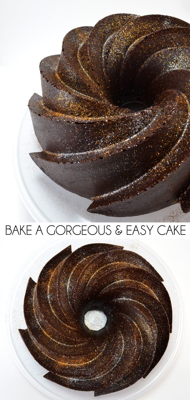 No Fail Bundt Cake – Bake a Gorgeous and Easy Cake!