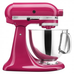 Enter to win a Kitchenaid Mixer to get your bake on!