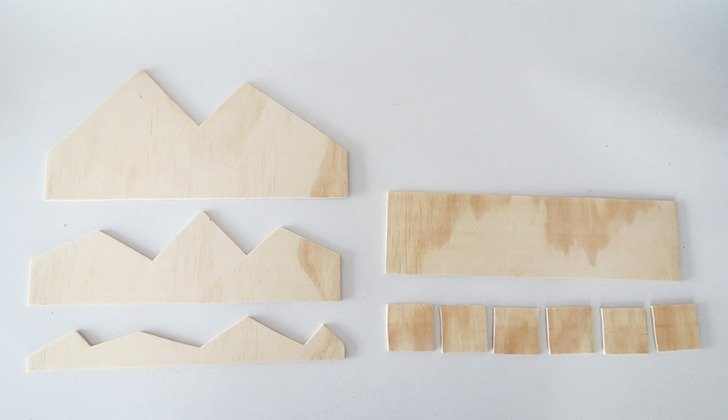 diy plywood desk organizer 4
