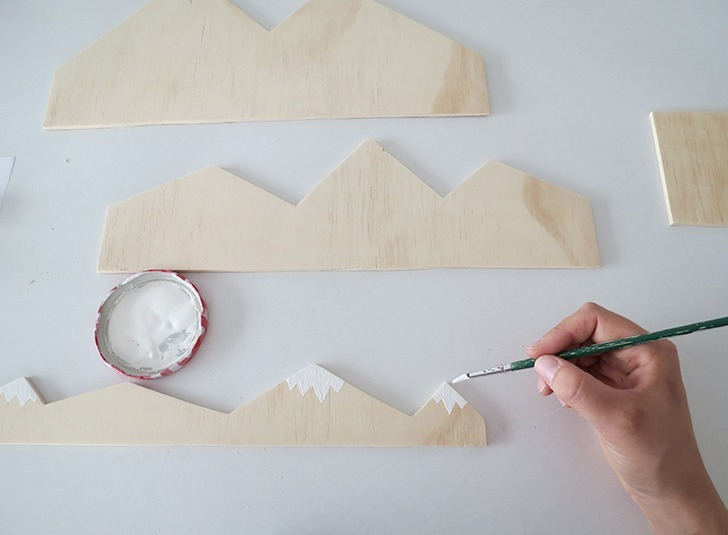 diy plywood desk organizer 5