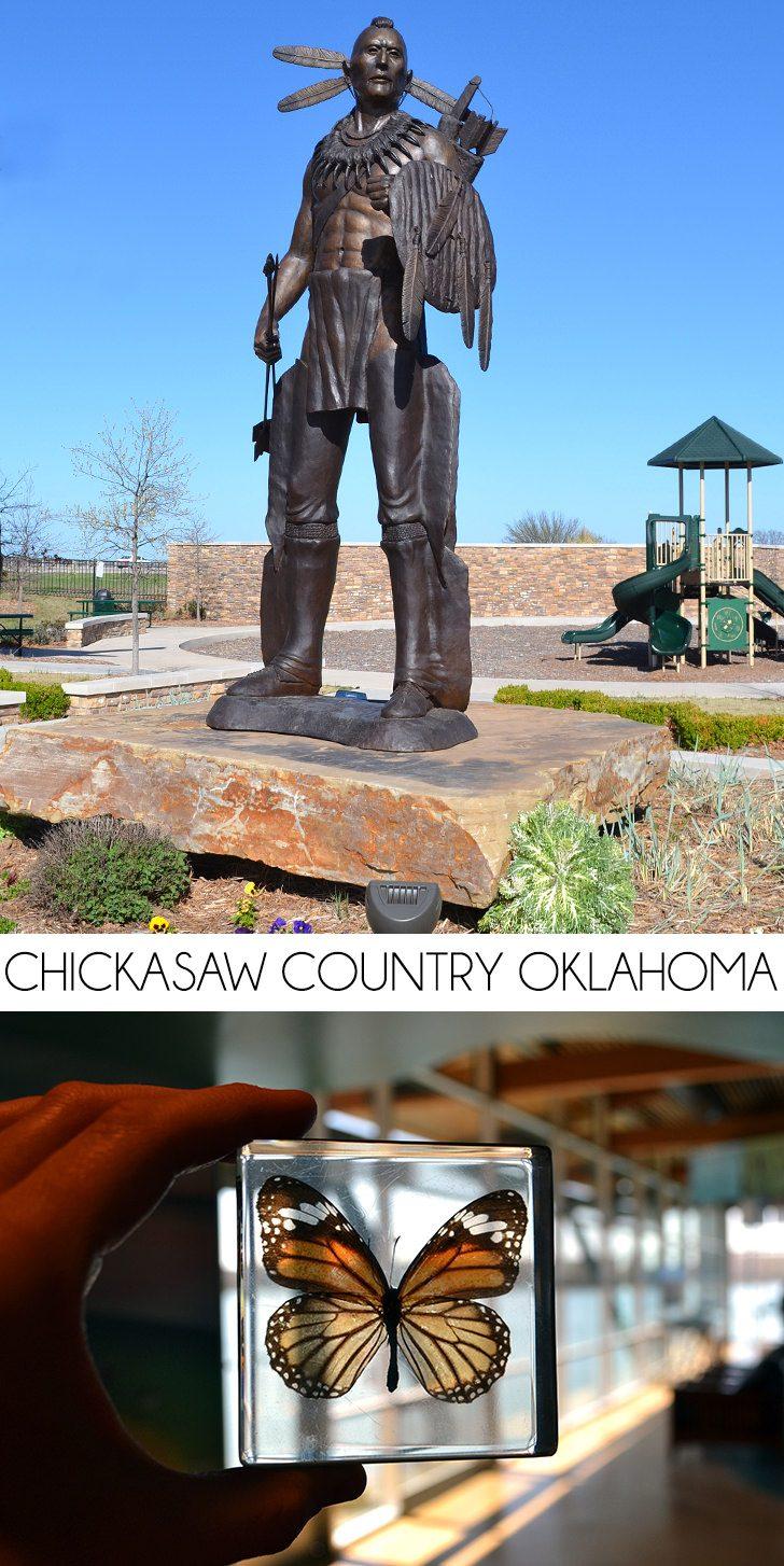 Wanderlust – Chickasaw Country Oklahoma