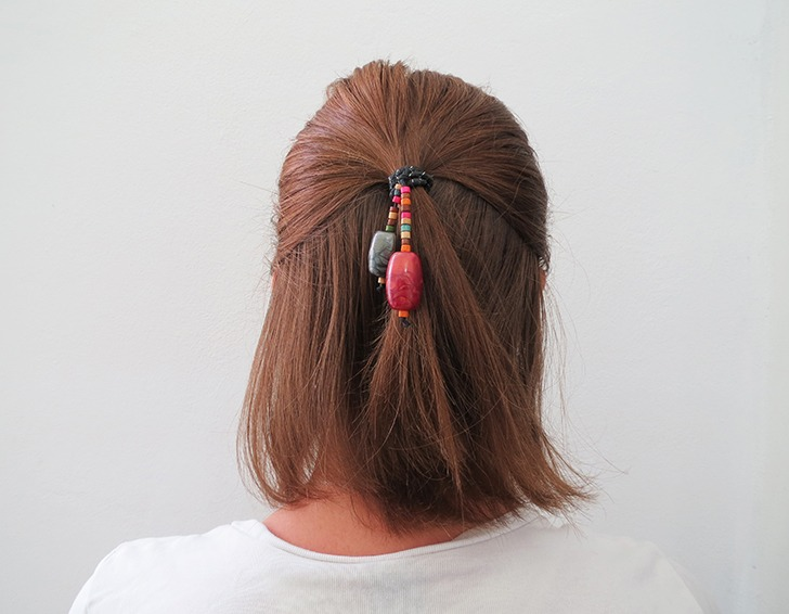 diy hair tie customization 3