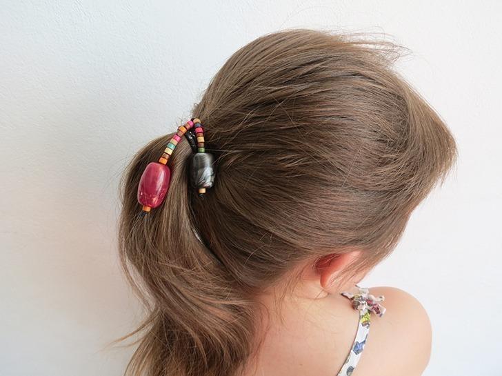 diy hair tie customization 4